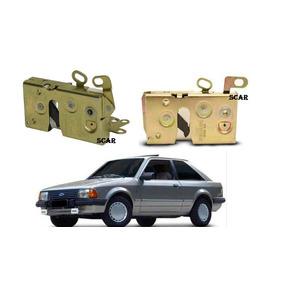 Par 2 Unid Fechadura Porta Escort 1987 A 1992 Apollo 90 A 92