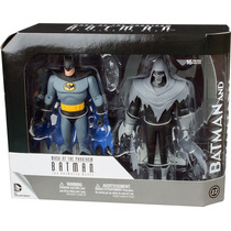 Batman Animated Series Animada Mask Of Phantasm Doble Pack