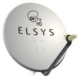 Antena Original Oi Tv 60cm Lnb Incluso (serve Sky,claro,gvt)