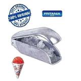 Raspador De Gelo Aluminio P/ Raspadinhas, Sorvetes C 6182