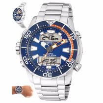 Relógio Citizen Aqualand Promaster Jp1099-81l Lançamento