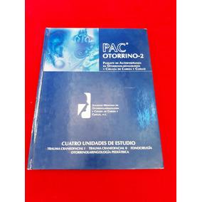 Pac Otorrino-2 Paquete De Autoenseñanza