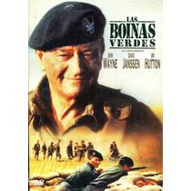 Dvd Boinas Verdes ( The Green Berets ) 1968 / John Wayne / D