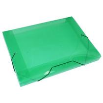 Pasta Aba Elástico 20mm Mini Verde Acp