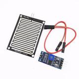 Sensor Modulo De Chuva Arduino, Pic