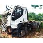 Peças Sucata Caminhão Iveco Stralis 480 800 S48 Eurotronic