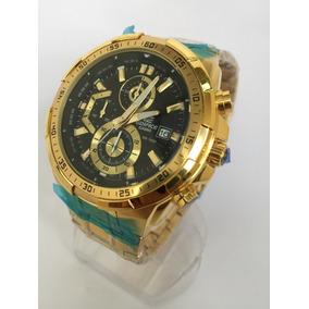 3df61619438 Casio Edifice Ef 539 Preto - Relógio Masculino no Mercado Livre Brasil