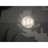 Moneda De Plata Uruguay 50 Centavos Año 1917