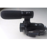Camara De Video 1080p Ordro Hd