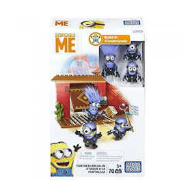 Set Mi Villano Favorito Desplicable Me 3 Pack De Minions Mb
