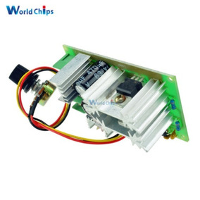 Controle De Velocidade Do Motor Pwm Dc10-60v 20 Ah