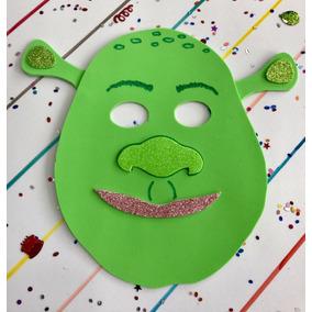 Mascara En Fomi Foami Fomy De Shrek