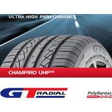 Llanta 215/55r17 Gt Radial Champiro Uhp As, Precio Contado