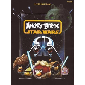 Álbum Angry Birds Star Wars Casi Completo