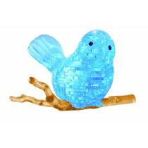 Original 3d Crystal Puzzle - Bird