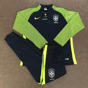 Agasalho Do Brasil Copa Do Mundo 2018 Seleçao Brasileira Nik cd21499ae08c9