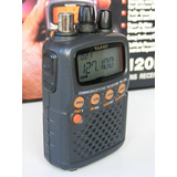 Yaesu Vr-120d Radio Receptor De Comunicaciones Hf-vhf-uhf