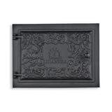 Porta De Ferro Modelo Libaneza 31,5 X 46 Cm