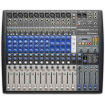 Mesa De Som Presonus Studio Live Ar16 Usb - Loja Oficial