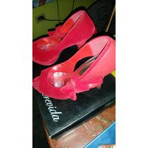 Zapatos Rojos Marca Atrevida