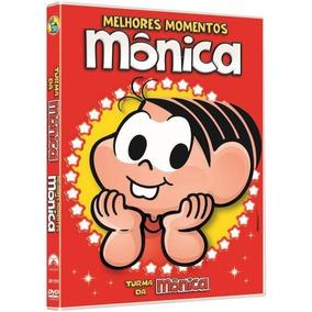 Melhores Momentos - Mônica - Dvd
