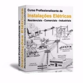 Curso 21 Dvds Eletricista Residencial, Predial E Industrial