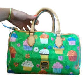 Bolsa Speedy 30 Dooney & Bourke Muffin Edition Piel Fina!!!