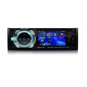 Sistema Audio/video Estereo Dvd Philips Ced230 Lcd 7,6 Cm