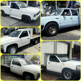 Nissan ( Estacas, Pick Up, Caja Seca)