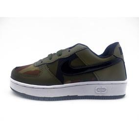 Varios Colores Tenis Nike Air Force One Af1 Unisex