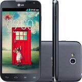 Smartphone Lg D410 L90 Dual 3g 8gb Nf Preto Original | Novo