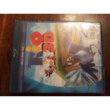 Blu Ray -rio En 3d -original Nuevo