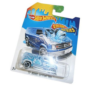 Juguete Vehiculor Color Shifters Hot Wheels