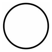 O-ring Empaque Para Portafiltro Blanco Purikor De 2.5