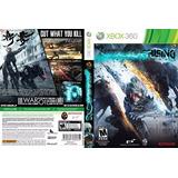 Jogo Metal Gear Rising Revengeance Xbox Niteroi Rj