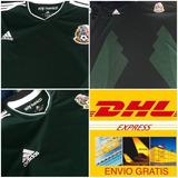 Nueva Playera Jersey México 2017-2018 Talla Chica