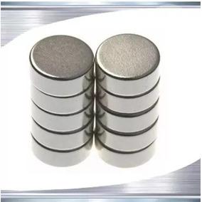Ima De Neodímio / Super Forte / 10mm X 4 Mm * 10 Peças*