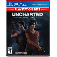 Uncharted The Lost Legacy Ps4 Fisico Nuevo Y Sellado