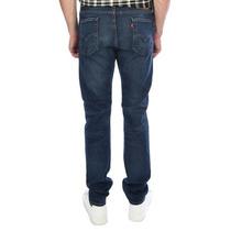 Jeans Pantalón Levis 510 Recto Semi Deslavado Slim Fit Casua
