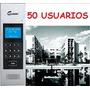 Intercomunicador Inalámbrico Gsm 50 Edificios Alarmas Sensor