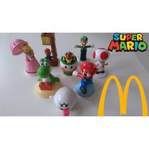 Super Mario Bros Mc Donalds 2016