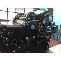 Maquina Offset Heidelberg Kors 52x72