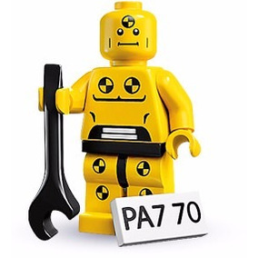 Lego Minifigures Series 1 Demolition Dummy 8683 Original
