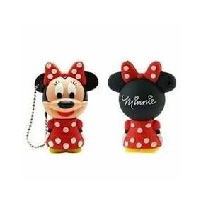Pendrive 4gb Usb Disney Minnie Mouse
