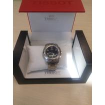 Relógio Tissot Touch Z253 Com Bússula, Altímetro, Safira