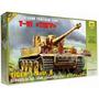 Tanque Zvezda Tiger I Early Kursk 1/35 Armar / Revell Tamiya