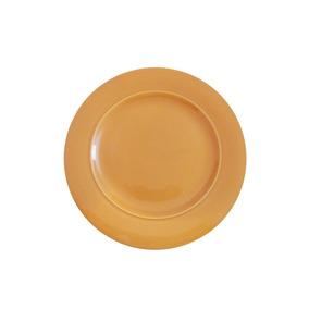 Set X12 Platos Playos Ancers Naranja Salmon Cerámica Oferta