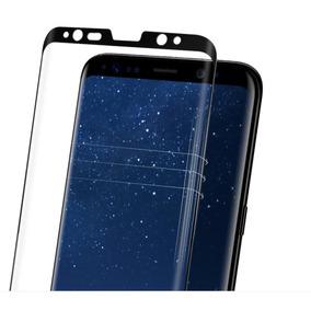 Film Vidrio Templado Spigen Full 3d Para Samsung S8 Plus