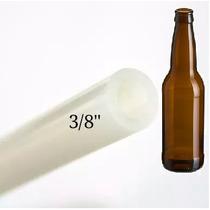 Manguera Silicón 3/8 Alimenticio Cerveza Artesana