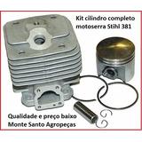 Cilindro Completo Motoserra Stihl 381 52mm